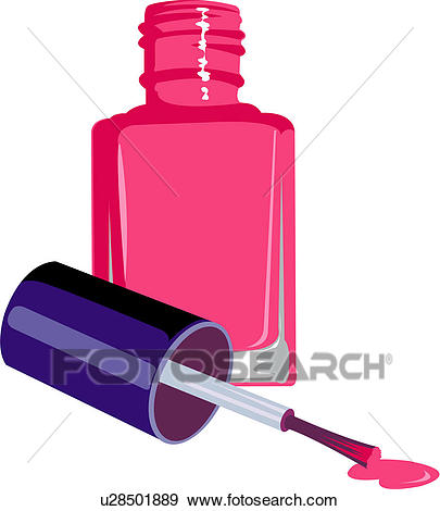 405x470 Manicure Clipart Clip Art Of Manicure Varnish Beauty Care Make Up