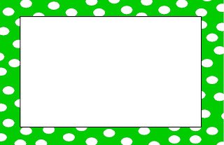 320x207 Polka Dot Border Clip Art Clipart Panda