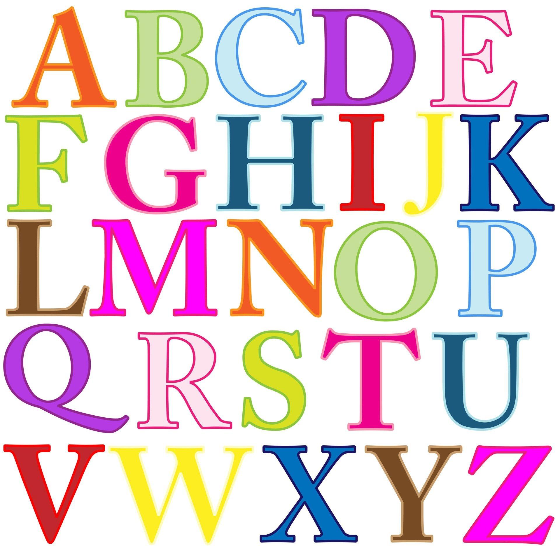 1920x1920 Alphabets Clipart Copy Polka Dot Lowercase Alphabet Clip Art Set
