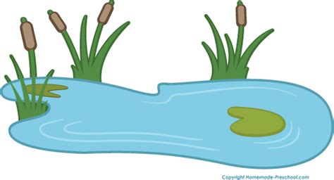 Pond Animals Clipart at GetDrawings | Free download