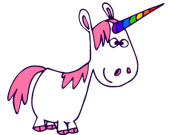 340x270 Cute Unicorn Clip Art Pony Clipart Pony Clip Art Unicorn