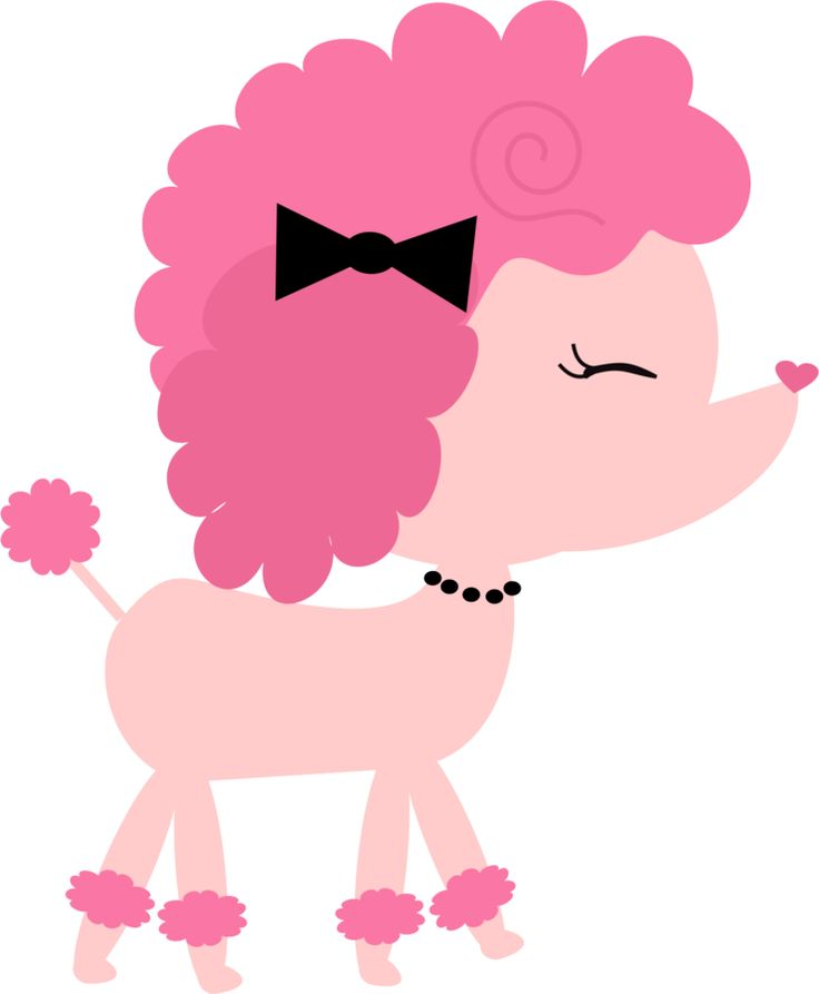 736x893 Poodle Clipart Paris Theme