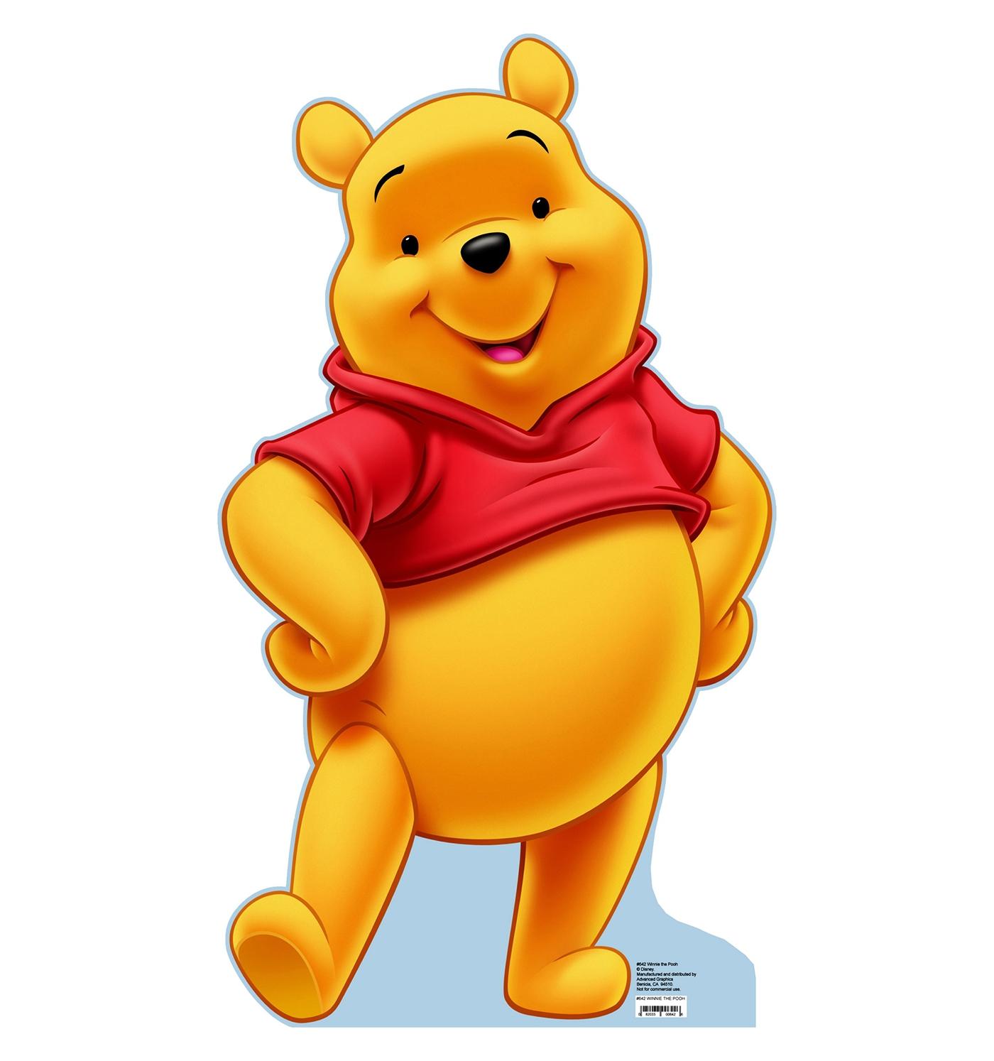 1400x1494 New Winnie The Pooh Clipart Design