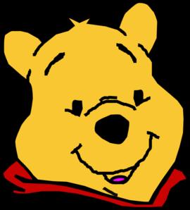 270x298 Winnie The Pooh Clip Art