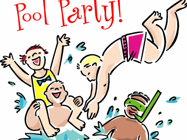 640x480 Pool Parties All Sports For All People