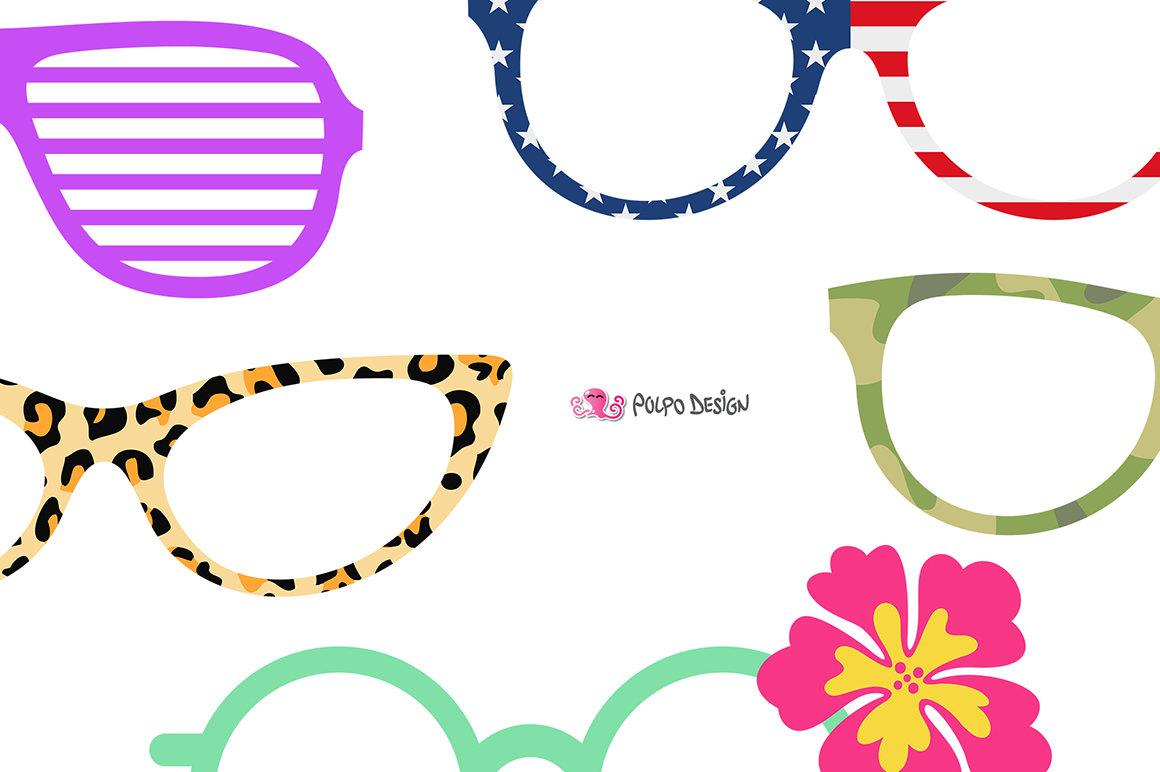 1160x772 50 Glasses Clipart. Digital Glasses Clip Art, Pool Party Clipart