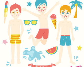 340x270 Buy 2 Get 1 Free Girls Pool Party Clip Art Pool Clipart Girl
