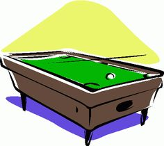 236x210 Pool Table, Pool Balls Royalty Free Vector Clip Art Illustration