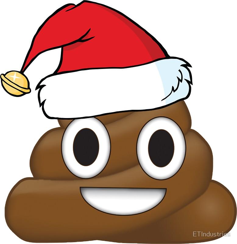 Poop Emoji Clipart