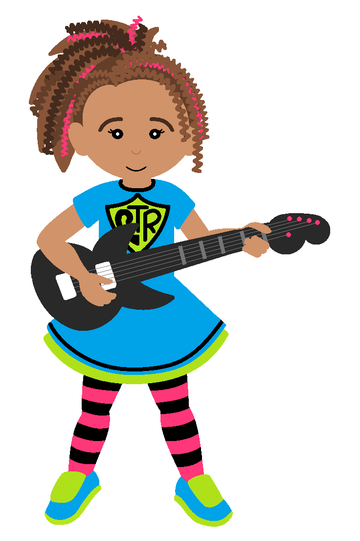736x1104 Rock Star Clip Art For Kids 101 Clip Art