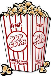 Popcorn Kernel Clipart