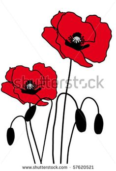 Poppy clipart at getdrawings free for personal use poppy 236x348 poppies clip art set flower clipart botanical floral clipart mightylinksfo