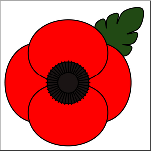 Poppy clipart at getdrawings free for personal use poppy 304x304 clip art poppy graphic 1 color i abcteach mightylinksfo