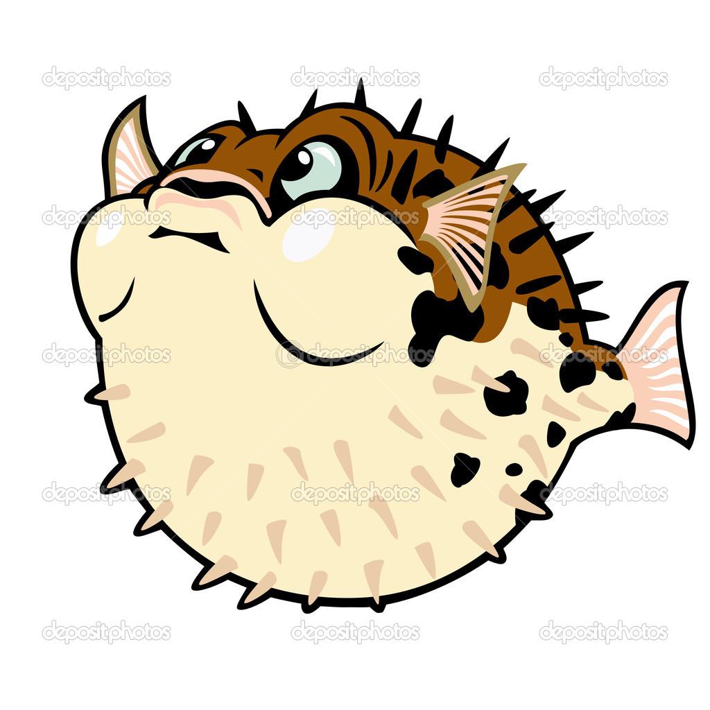 1024x1024 Top 88 Puffer Fish Clipart