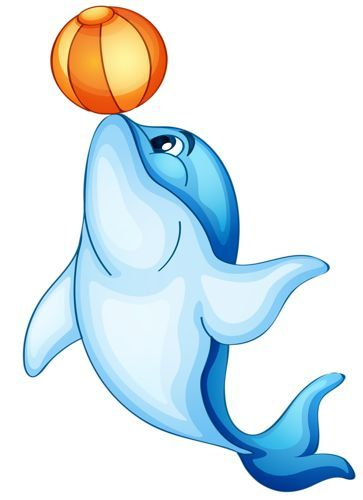363x500 Fancy Dolphin Cliparts Free Download Clip Art
