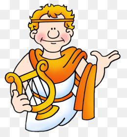 260x280 Zeus Poseidon Greek Mythology Clip Art