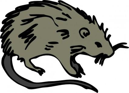 425x306 Mouse Rat Rodent Clip Art Clipart Panda