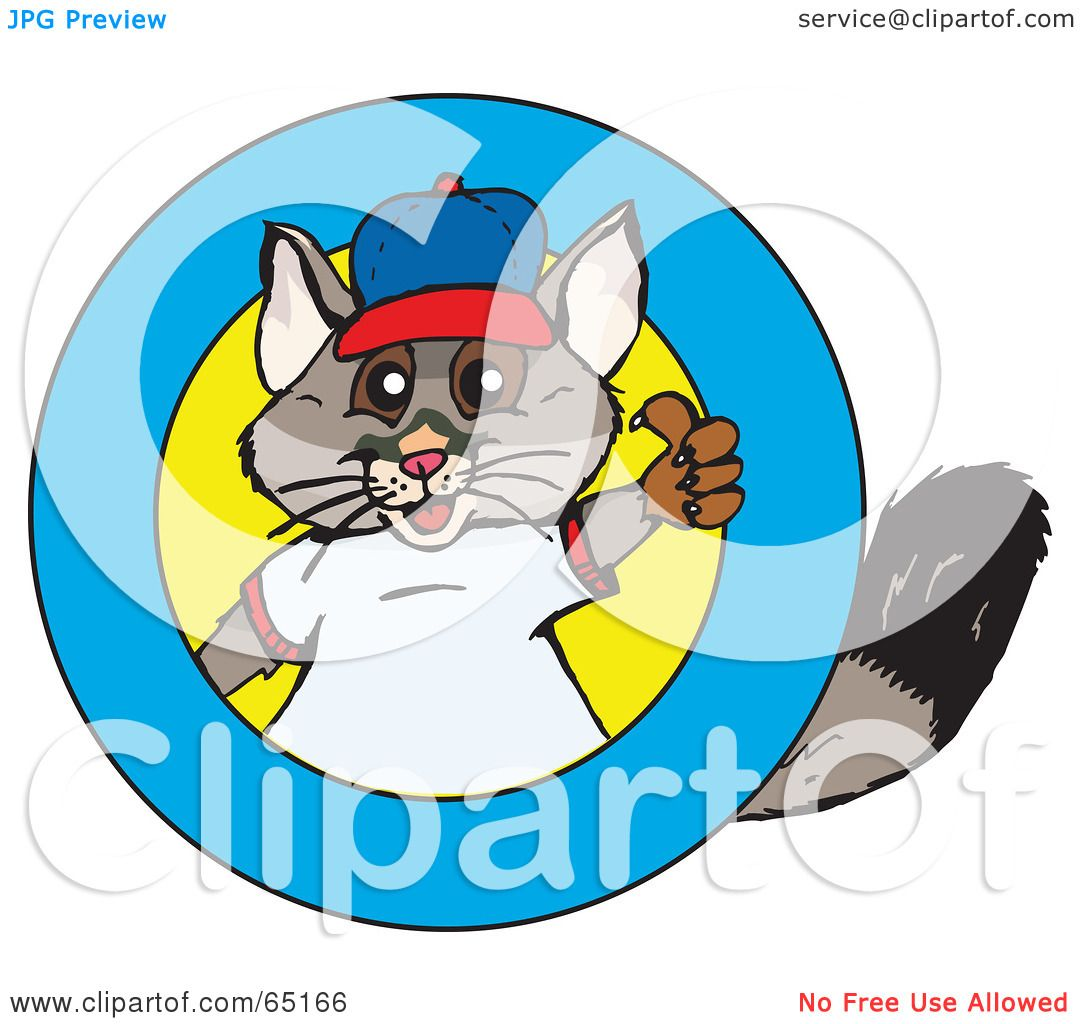 1080x1024 Royalty Free (Rf) Clipart Illustration Of A Possum Wearing Clothes