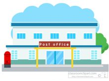 220x165 Post Office Clip Art Architecture Clipart Post Office Building