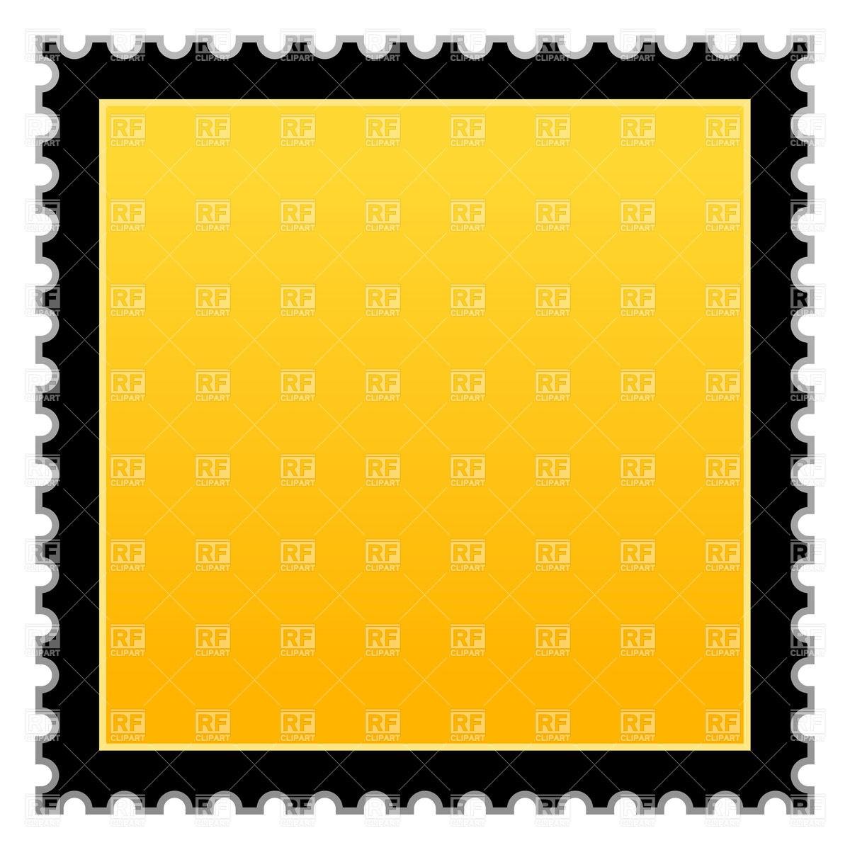 1200x1200 Stamp Frame Clip Art