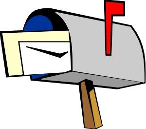 300x264 Mail Letters Clipart