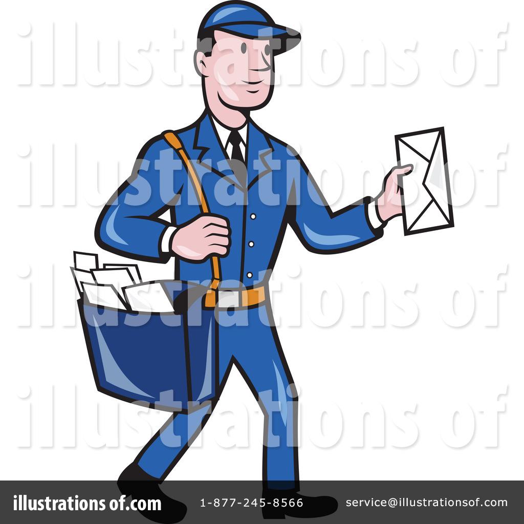 1024x1024 Mailman Clipart