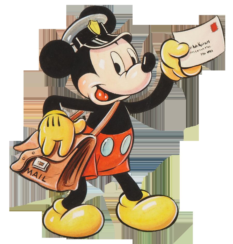 900x942 Postman Clipart