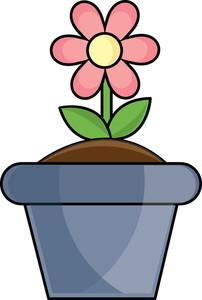 202x300 Free Flower Pot Clipart Image 0515 1103 2603 0620 Best