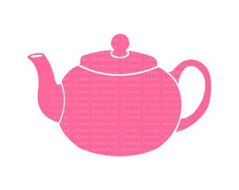 340x270 Teapot Clipart Teacup