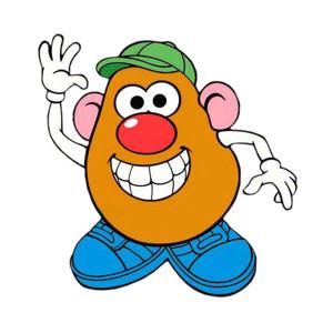 potato head clipart at getdrawings com free for personal use rh getdrawings com mr potato head clipart black and white mr potato head eyes clipart