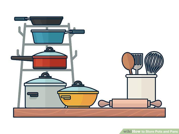 Pots And Pans Clipart
