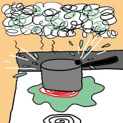 400x400 Home Shopping Queen The Return Of The Exploding Cookware