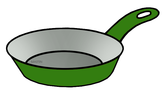 648x365 Miniclipspots And Pans Clip Art By Phillip Martin, Green Pan