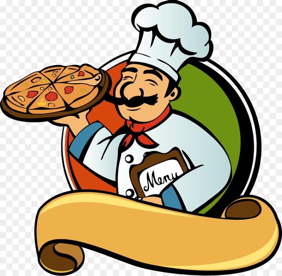 900x880 Pizza Italian Cuisine Cooking Chef Clip Art