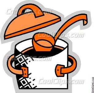 306x300 Pots And Pans Vector Clip Art