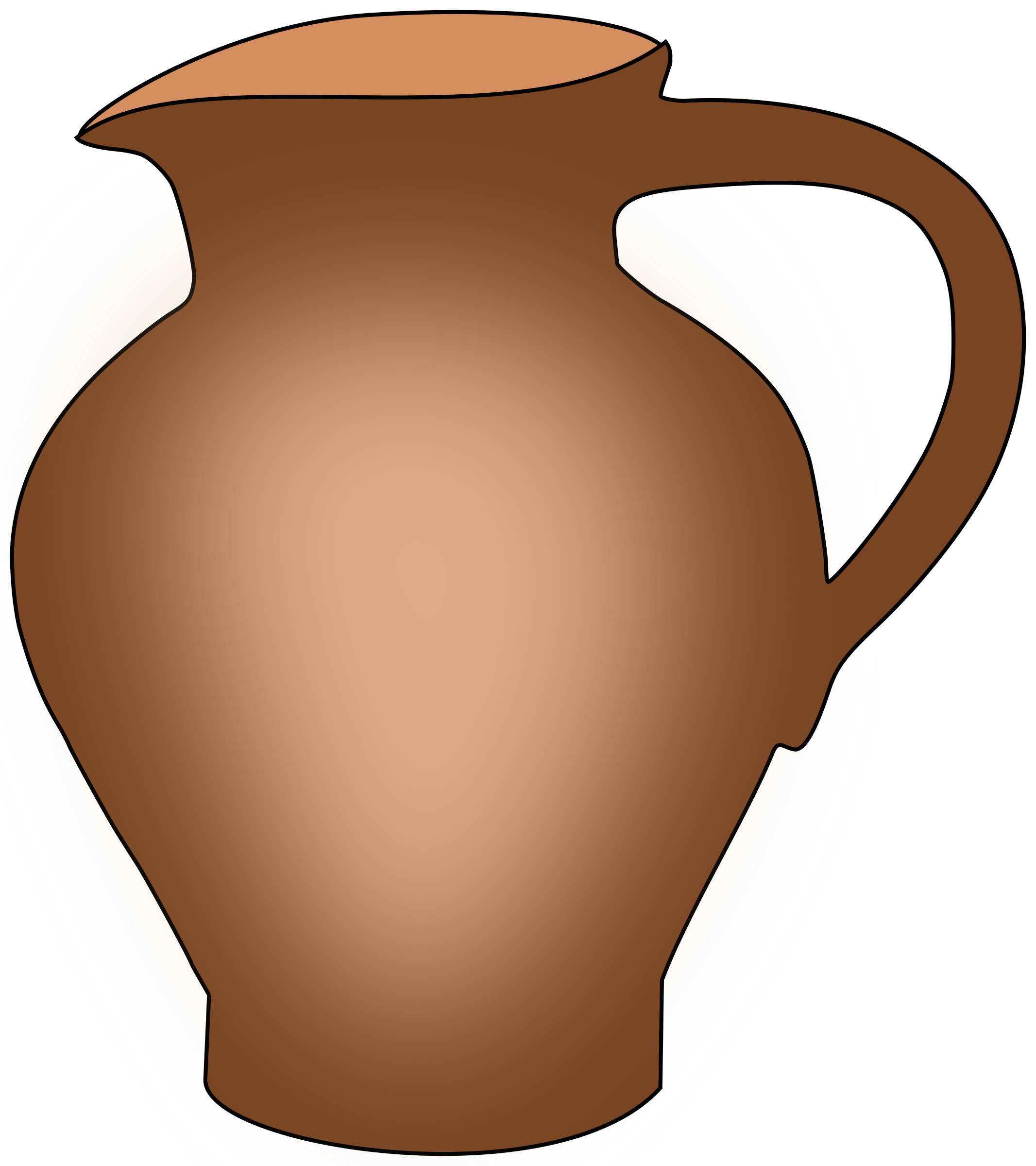 Pottery Clipart At Getdrawings Free Download