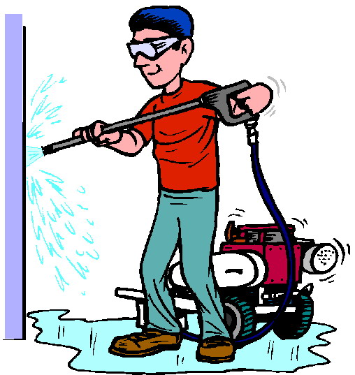 508x537 Pressure Washing Clip Art Clipartlook