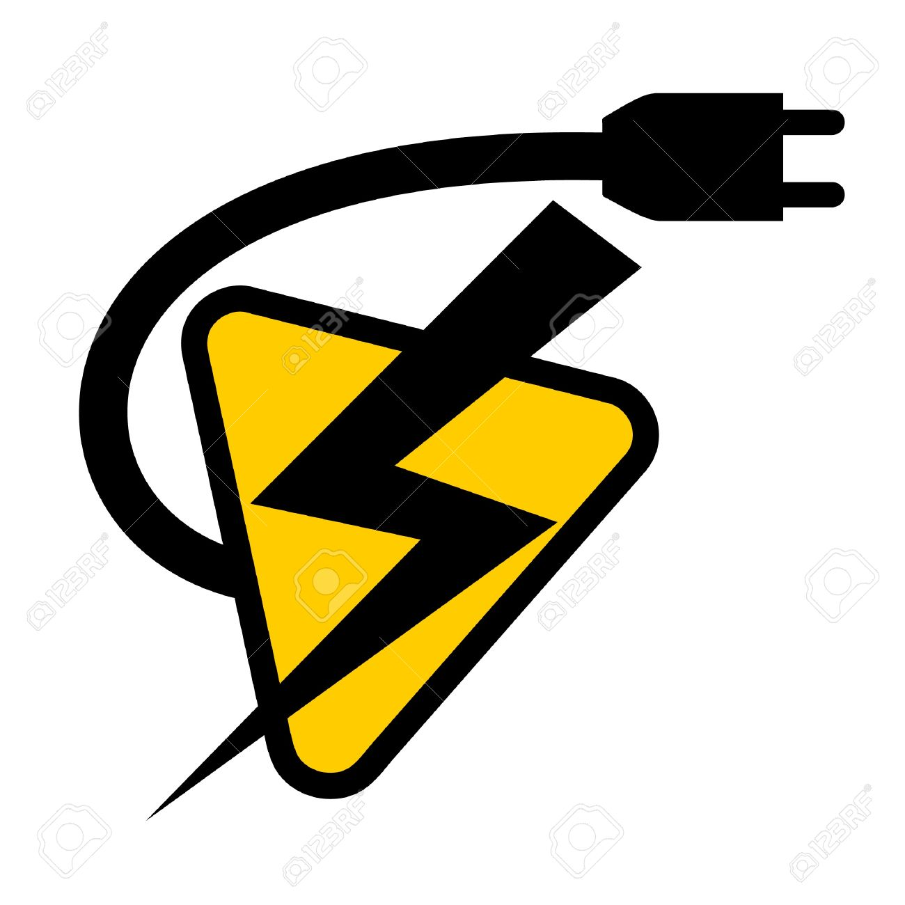1300x1300 Electricity Clipart Electrical Power Symbol