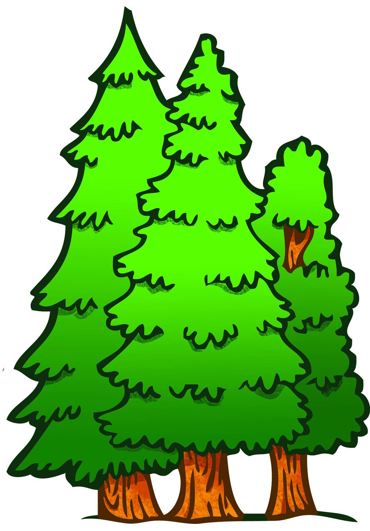 1255x1800 Forest Park Clipart