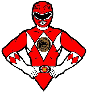 282x300 Pink Power Ranger Clipart Free Images