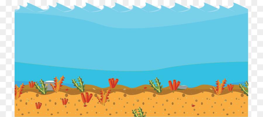 900x400 Seaweed Underwater Clip Art