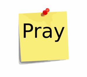 298x264 Pray Clip Art