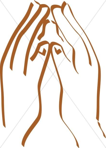 439x612 Praying Cowboy