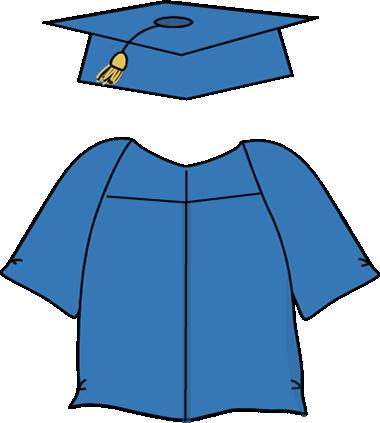 380x423 Graduation Clip Art