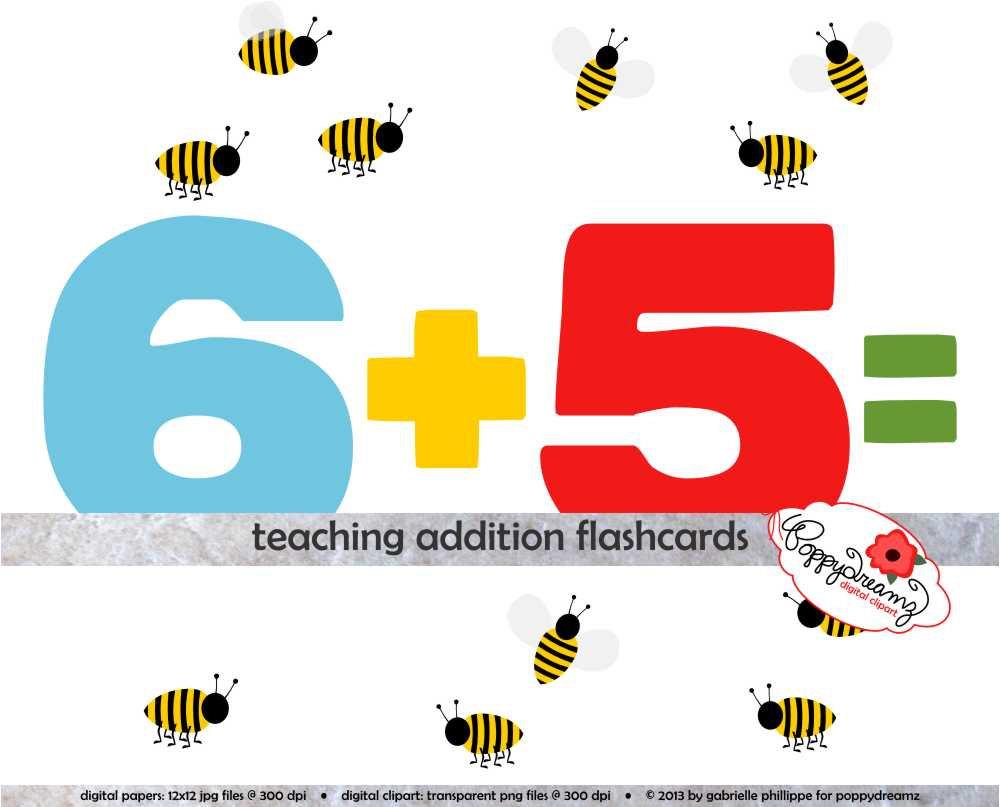 1000x807 Teaching Addition Digital Flashcards School Teacher Clip Art