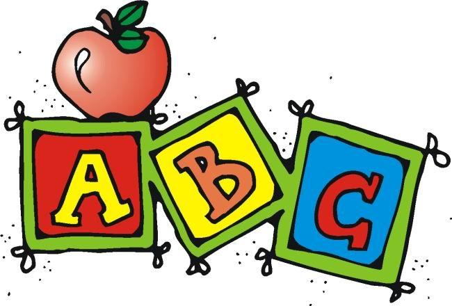 650x440 Preschool Clipart Hd Letters