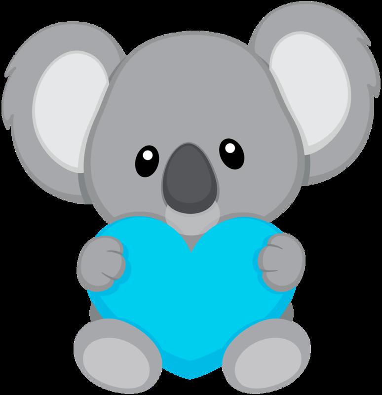 774x800 Koala11.png Clip Art, Bears And Animal Crafts