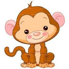 225x225 Safari Monkey By Precious Moments