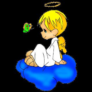 320x320 Pretty Baby Angel Clipart Cute