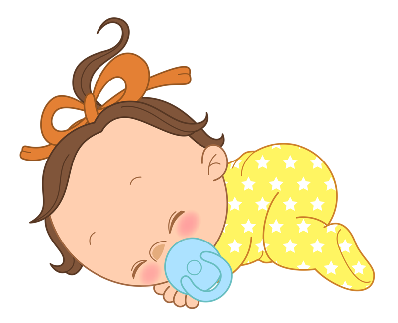 Precious Moments Baby Girl Clipart